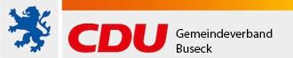 Logo von CDU Buseck