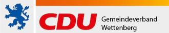 Logo von CDU Wettenberg