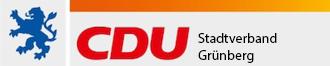 Logo von CDU Grünberg