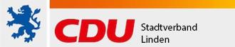 Logo von CDU Linden