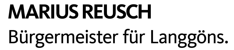 Logo von Marius Reusch