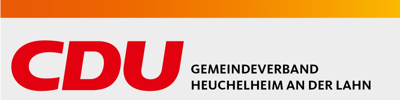 Logo von CDU Heuchelheim an der Lahn